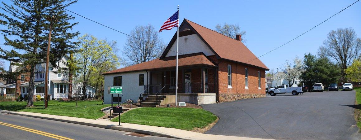 Dublin Borough - Bucks County, Pennsylvania